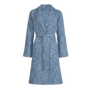 Vandyck PORTLAND bathrobe Vintage Blue-403