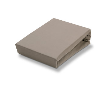 Vandyck Fitted sheet Mole Gray-001 (jersey supreme)