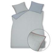 Vandyck Duvet cover PURE 37 Faded Denim 200x220 cm (cotton / linen)