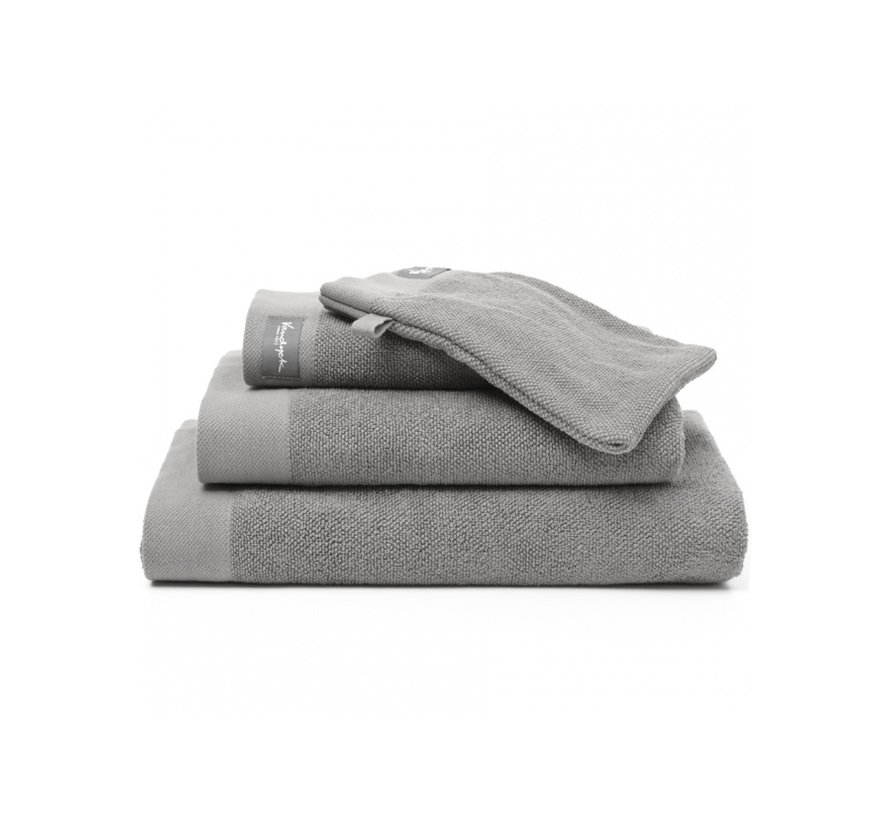Towel HOME collection Uni Mole Gray (BAKC13202)