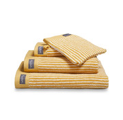 Vandyck Towel HOME Petit Ligne Honey Gold