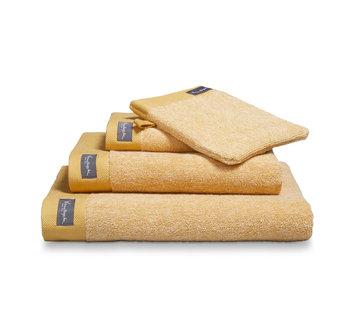 Vandyck Towel HOME Mouliné Honey Gold