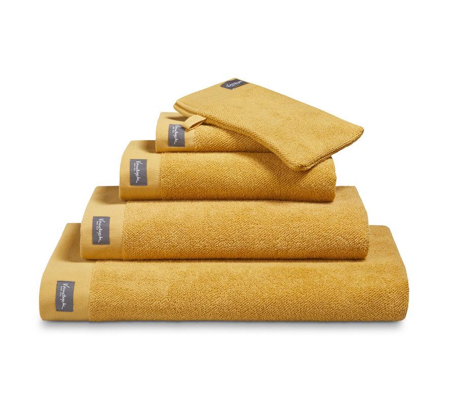 Handdoek HOME collection Uni Honey Gold (BAKC13202)
