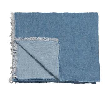 Vandyck HOME 83 plaid 130x220 cm Vintage Blue