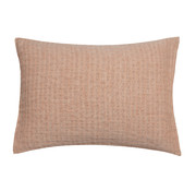 Vandyck PURE 45 pillowcase 40x55 cm Brick Dust (cotton / linen)
