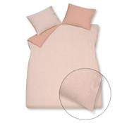 Vandyck Duvet cover PURE 41 Brick Dust 240x220 cm (linen / cotton)