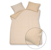 Vandyck Duvet cover PURE 41 Light Honey 200x220 cm (linen / cotton)