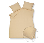 Vandyck Duvet cover PURE 42 Light Honey 200x220 cm (cotton / viscose)