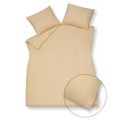 Vandyck Duvet cover PURE 42 Light Honey 240x220 cm (cotton / viscose)