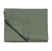 Vandyck HOME Pique waffle blanket 270x250 cm Earth Green-149