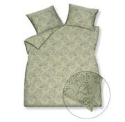 Vandyck Duvet cover PURE 51 Light Olive 140x220 cm (satin cotton)