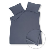 Vandyck Duvet cover PURE 50 Smoke Blue 240x220 cm (percale cotton)