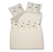 Vandyck Duvet cover MORNING SPARROW Natural 140x220 cm (cotton)