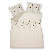 Vandyck Duvet cover MORNING SPARROW Natural 240x220 cm (cotton)