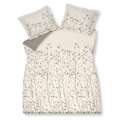 Vandyck Duvet cover FROSTY FRESHNESS Natural 200x220 cm (cotton)