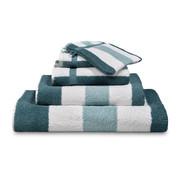 Vandyck Bath textiles VANCOUVER Storm Blue-173
