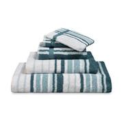 Vandyck Bathroom textiles ONTARIO Storm Blue-173