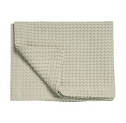 Vandyck HOME Pique waffle blanket 270x250 cm Stone-169