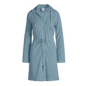 Vandyck VOGUE bathrobe Storm Blue-173