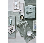 Vandyck Towel HOME Mouliné Smoke Green-814