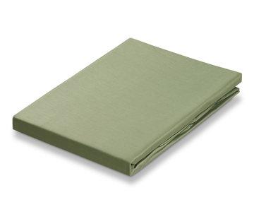 Vandyck Fitted sheet Light Olive-123 (satin cotton)