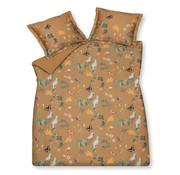 Vandyck Duvet cover WANDERLUST Toffee 200x220 cm (satin cotton)