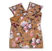 Vandyck Duvet cover JOYFUL Toffee 140x220 cm (satin cotton)