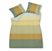 Vandyck Duvet cover STARLET Smoke Green 200x220 cm (satin cotton)