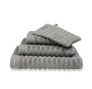 Vandyck Handdoek HOME Wave Mole Grey-001