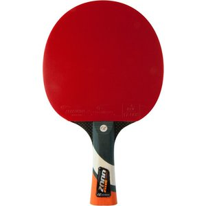 Tafeltennis bat Cornilleau Excell carbon 2000 rood