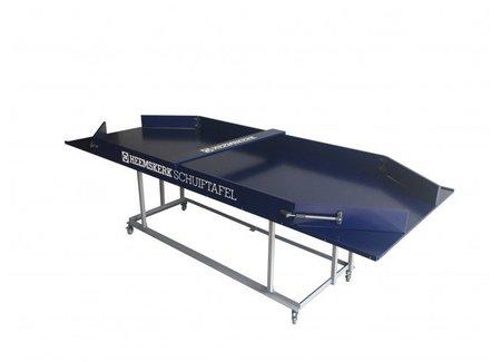 Table tennis slider