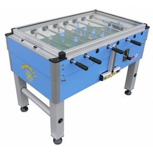 Football table Summer Cover (Outdoor) (incl. Coin and glass plate)