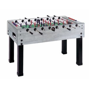 Football table Garlando G-500 Gray Oak