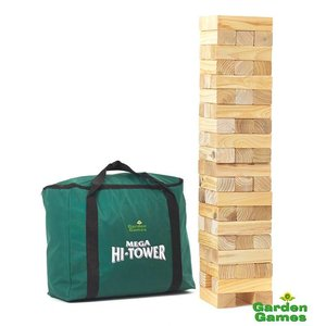 Mega Hi-Tower (Timber) verhuur