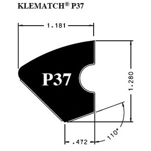 Rubberband Kleber Clipatch P37