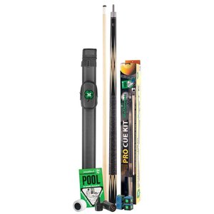 McDermott Pro Pool Cue Kit 2