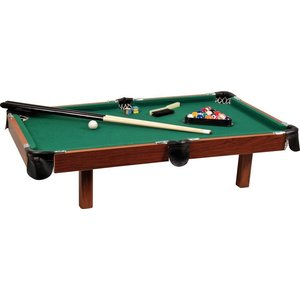 Mini pool table Explorer