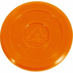 Airhockey puck 70 mm, Tournament Champ, orange