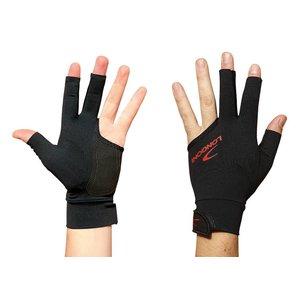 Longoni glove Black Fire