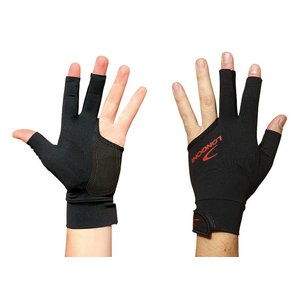 Longoni glove Black Fire
