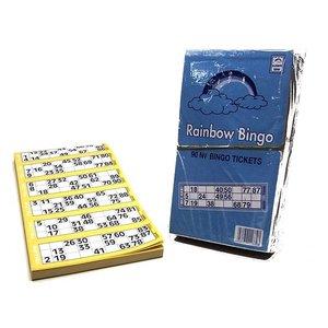 Lotto/Kien kaarten 10x600