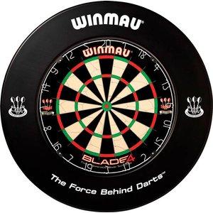 Winmau Catchring Black print