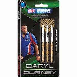 Winmau Daryl Gurney steeltip dartpijlen