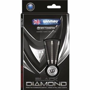 Winmau Black Diamond steeltip dartpijlen