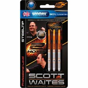 Winmau Scott Waites steeltip dartpijlen 23gr