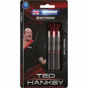 Winmau Ted Hankey steals tip darts
