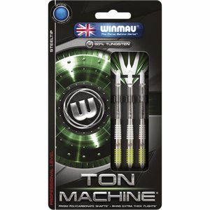 Winmau Ton Machine steal tip darts