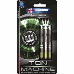 Winmau Ton Machine steeltip dartpijlen