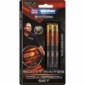 Winmau Scott Waites conversion set