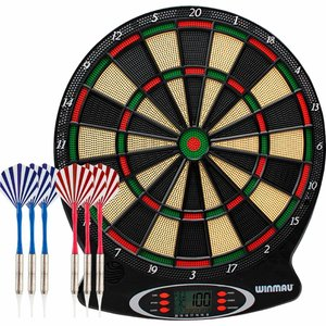 Winmau elektronisch dartbord Ton Machine Softtip